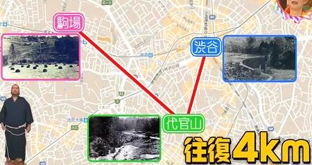 なぜ西郷隆盛の銅像は犬を連れている?散歩コースは渋谷・代官山・駒場 チコちゃんに叱られる