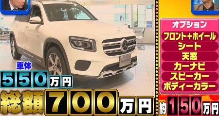ジロジロ有吉 藤田ニコルが購入した愛車ベンツとは?価格700万円の高級外車?