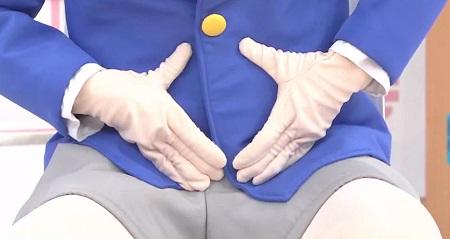 世界一受けたい授業 書籍「オシリを洗うのはやめなさい」出残り便秘のスッキリ解消法は?下腹部ゆすりマッサージのやり方