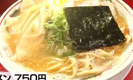 かりそめ天国 オカリナがマツコに紹介したワンタン麺が美味しいラーメン店ランキング 高円寺 ラーメン健太