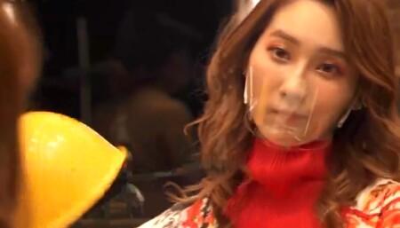 女子メンタル2 菊地亜美vsファーストサマーウイカ ガチ喧嘩叩いてかぶってジャンケンポンが面白い 受けて立つウイカ