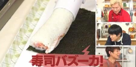 家事ヤロウ おすすめ調理グッズ2021下半期 sushezi 寿司バズーカ