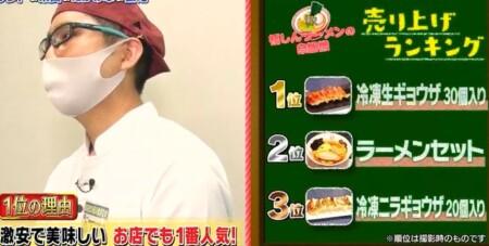 帰れマンデー 自販機旅秘境ルートで話題の中華料理の福しん自販機設置場所 埼玉県比企郡 毛呂山工場