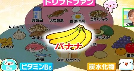 林修の今でしょ講座 バナナvsリンゴvsパイナップルを徹底比較!睡眠の質アップにはバナナ バナナはフルーツ界の睡眠薬