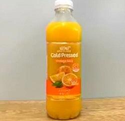 ダレノガレ明美の生活費は1か月120万超!スーパーで買う800円のWow Orchardコールドプレスオレンジジュース