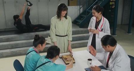 TOKYO MER 喜多見チーフ(鈴木亮平)の筋肉&筋トレシーンまとめ 第8話 スター・トゥー・タッチ