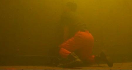 TOKYO MER 喜多見チーフ(鈴木亮平)の筋肉&筋トレシーンまとめ 第9話 シャッターを上げる千住隊長