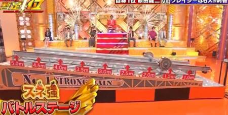 スネ強最強芸能人No.1「スネ強王」決定戦の出演者と結果を総まとめ。対戦舞台のスネ強バトルステージ