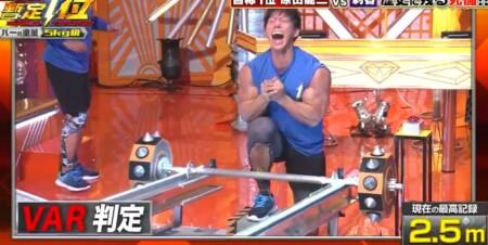 スネ強最強芸能人No.1「スネ強王」決定戦の出演者と結果を総まとめ。横川尚隆の1回目結果