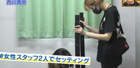 ダウンタウンDX 西川貴教が楽屋に持ち込むトレーニング機器20種類はスタッフがセッティング