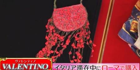 マツコの知らない世界 何も入らないバッグの世界 叶姉妹のバレンティノのバッグ