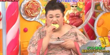 マツコの知らない世界 話題になったご当地アイス一覧。長崎カステラアイスびわ味も試食するマツコ