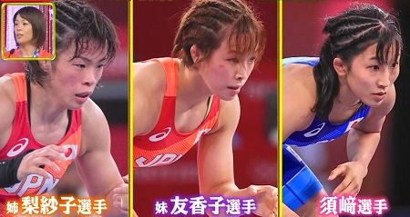 レスリング日本代表女子チームはなぜ髪型をコーンロウの編み込みにする?川井梨紗子の答え