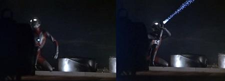 庵野秀明+松本人志の対談番組 庵野秀明が好きなウルトラマンの名シーン バルタン星人 第2話 侵略者を撃て