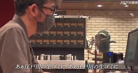 江戸川慕情の完成曲初披露!キョエちゃんの正体の女性歌手の姿が初登場?チコちゃんに叱られる