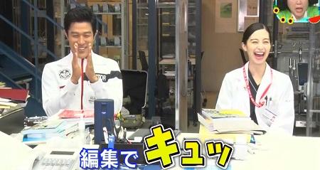 王様のブランチ TOKYO MER主要キャスト4人が語る撮影裏話 手術シーンはかなりカット