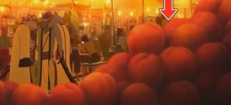 細田守監督作品に「桃」が毎回登場する意味は?バケモノの子の桃シーン