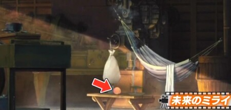 細田守監督作品に「桃」が毎回登場する意味は?未来のミライの桃シーン