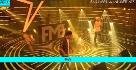 CDTVライブライブ夏フェス2021 出演者&曲順のオールセットリスト一覧 FUNKY MONKEY BΛBY'S「告白」