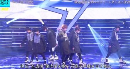 CDTVライブライブ夏フェス2021 出演者&曲順のオールセットリスト一覧 Hey!Say!JUMP「群青ランナウェイ」