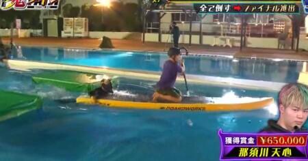 THE鬼タイジ 2021夏の出演メンバーと結果を総まとめ プールステージ 那須川天心の脱落の瞬間