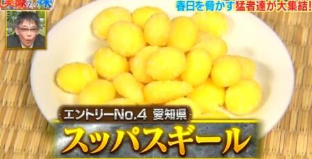 それって実際どうなの課 オードリー春日が選ぶ日本一酸っぱいものランキングベスト10結果は?第4位 スッパスギール