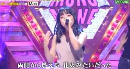 ものまねグランプリ 2021秋 新世代ものまね歌姫No.1決定戦の出演者&歌唱曲 Mao BoA『VALENTI』