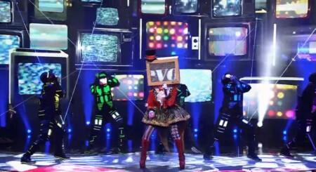 マスクドシンガー日本版 出演者や歌唱曲などのネタバレ。あのコスプレの正体は誰?EP01 ミス・テレビジョン