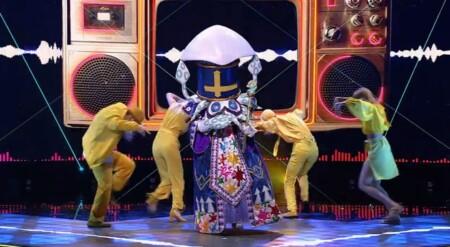 マスクドシンガー日本版 出演者や歌唱曲などのネタバレ。あのコスプレの正体は誰?EP02 イカキング