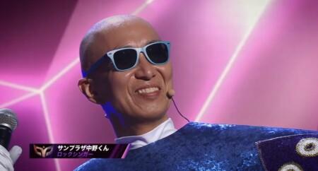 マスクドシンガー日本版 出演者や歌唱曲などのネタバレ。あのコスプレの正体は誰?EP04 イカキングの正体はサンプラザ中野くん
