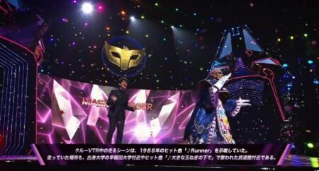 マスクドシンガー日本版 出演者や歌唱曲などのネタバレ。あのコスプレの正体は誰?EP04 マスクを脱いで歌うサンプラザ中野くん