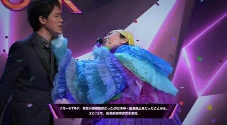 マスクドシンガー日本版 出演者や歌唱曲などのネタバレ。あのコスプレの正体は誰?EP05 マスクを脱いで歌う小林幸子