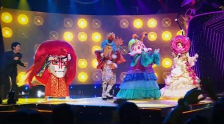 マスクドシンガー日本版 出演者や歌唱曲などのネタバレ。あのコスプレの正体は誰?EP05 登場した4名のキャラクター