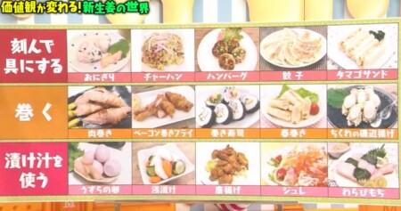 マツコの知らない世界 新生姜の世界で豊田真奈美が紹介した新生姜アレンジレシピまとめ