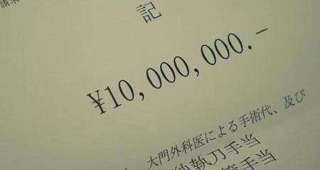 ドクターX 2021 シーズン7 第1話 大門未知子の報酬は1000万円