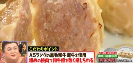 マツコの知らない世界SP 餃子vs焼売の世界で話題の焼売一覧 和牛焼売