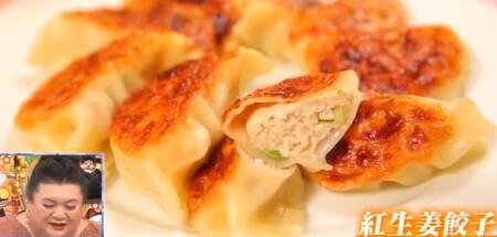 マツコの知らない世界SP 餃子vs焼売の世界で話題の餃子&アレンジレシピ一覧 紅生姜餃子