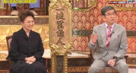 芸能人格付けチェック 2021秋 出演者のチーム分け チーム大御所 加賀まりこ、石坂浩二