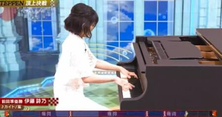 TEPPEN ピアノ2021秋の出演者と結果を総まとめ。伊藤詩乃のフリーステージ