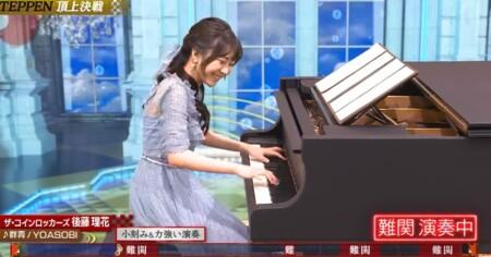 TEPPEN ピアノ2021秋の出演者と結果を総まとめ。後藤理花のフリーステージ