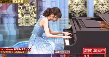 TEPPEN ピアノ2021秋の出演者と結果を総まとめ。杉浦みずきのフリーステージ